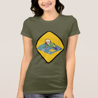Baby on (Mother) Board T-Shirt