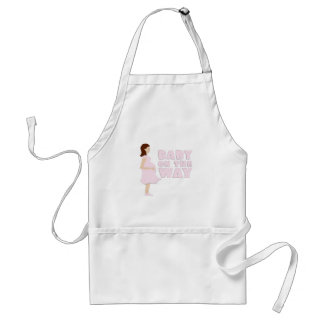 Baby On the Way Aprons