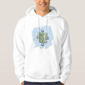 Baby on the Way - boy Hoodie
