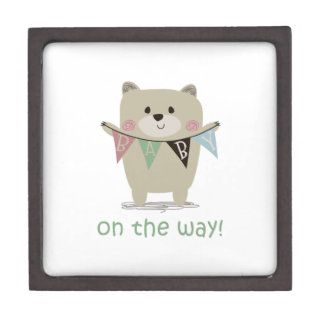 BABY ON THE WAY PREMIUM GIFT BOXES