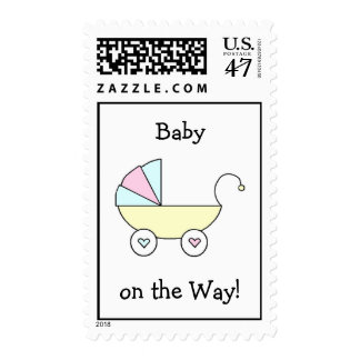 Baby on the Way Stamp