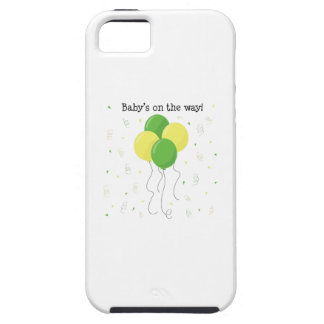 Baby On Way iPhone 5/5S Cases