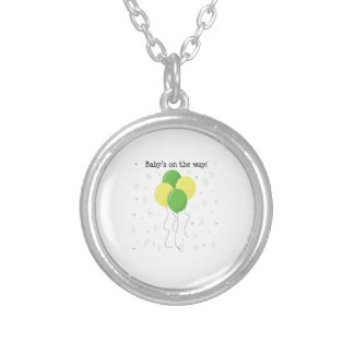 Baby On Way Necklaces