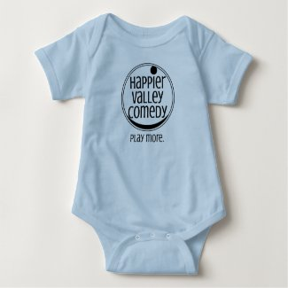 Baby One-Piece HVC Play More Baby Bodysuit