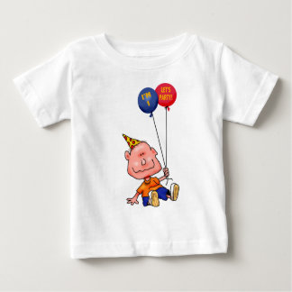 Baby One Year Old Baby T-Shirt