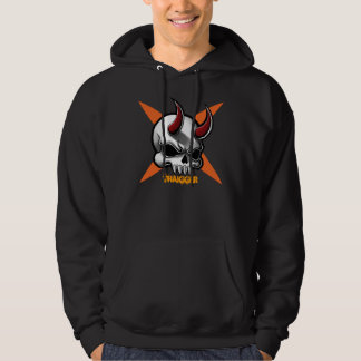 Baby Oni (Red) Hoodie