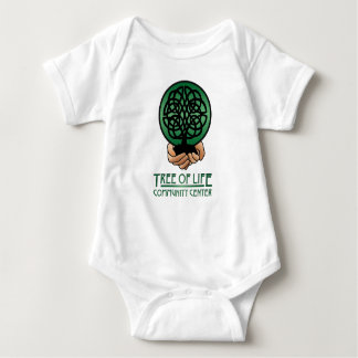 Baby Onsie Tree of Life Community Center Baby Bodysuit