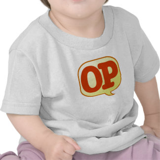 Baby OP t-shirt