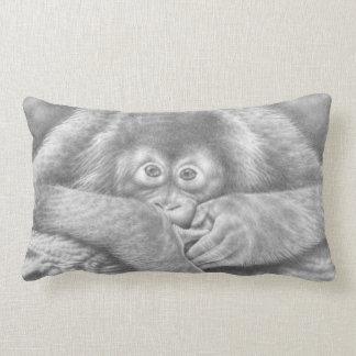 Baby Orang-utan American MoJo Pillow
