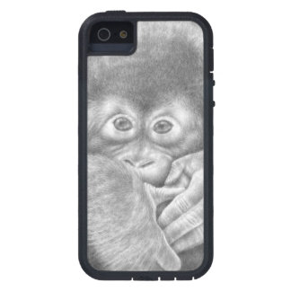 Baby Orangutan (Barely There) Case-Mate Case iPhone 5 Covers