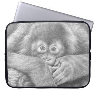 Baby Orangutan Electronics Bag