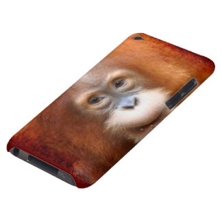 Baby Orangutan Endangered Red Ape Device Case