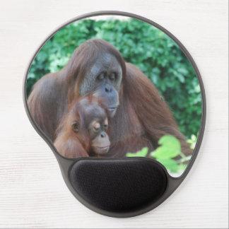 Baby Orangutan Gel Mouse Mats