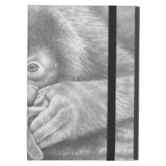 Baby Orangutan iPad Case