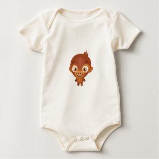 Baby Orangutan - My Conservation Park Baby Bodysuit