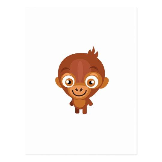 Baby Orangutan - My Conservation Park Postcard