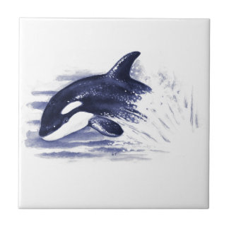 Baby Orca Jump Tile