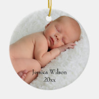 Baby Ornament
