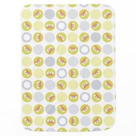 Baby Oscar Circle Pattern Swaddle Blankets