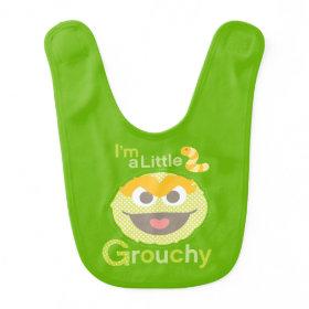 Baby Oscar Grouchy Baby Bibs
