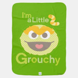 Baby Oscar Grouchy Baby Blanket