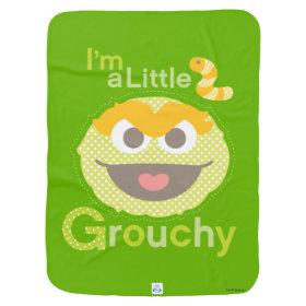 Baby Oscar Grouchy Baby Blankets