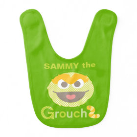 Baby Oscar Grouchy Bib