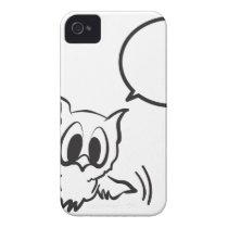 baby_owl.ai Case-Mate iPhone 4 case