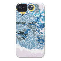 Baby owl Case-Mate iPhone 4 case