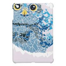 Baby owl iPad mini cases