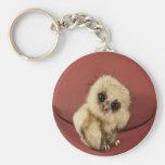 Baby Owl Keychain