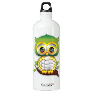 Baby Owl Paper Craft Design Bottles SIGG Traveler 1.0L Water Bottle