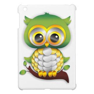 Baby Owl Paper Craft Design iPad Mini Case
