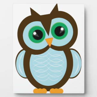 Baby Owl Plaques