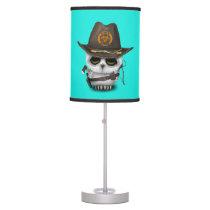 Baby Owl Zombie Hunter Desk Lamp