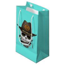 Baby Owl Zombie Hunter Small Gift Bag