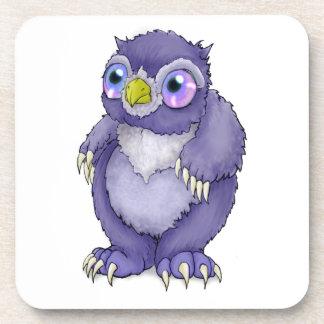 Baby Owlbear Beverage Coaster