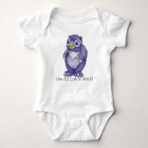 Baby Owlbear Infant Bodysuit