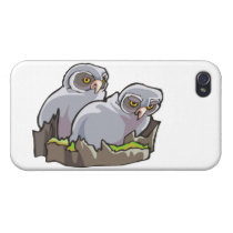 Baby Owls Case For iPhone 4