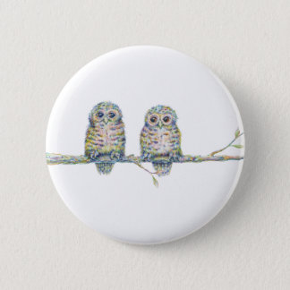 Baby Owls - 'Connection' Button