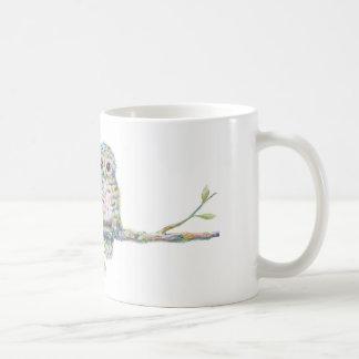 Baby Owls - 'Connection' Coffee Mug