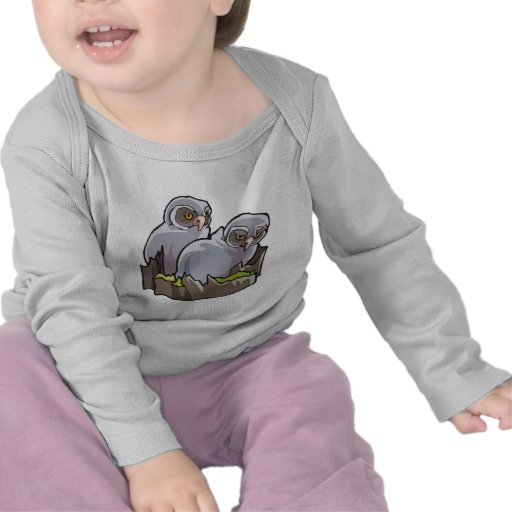 Baby Owls T Shirts