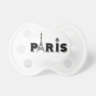 Baby Pacifer...PARIS Pacifier