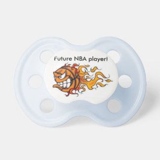 Baby Pacifier/ Future NBA player Pacifier