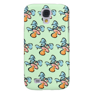 Baby Pacifier Samsung Galaxy S4 Case