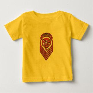 Baby Pain Star Army Baby T-Shirt