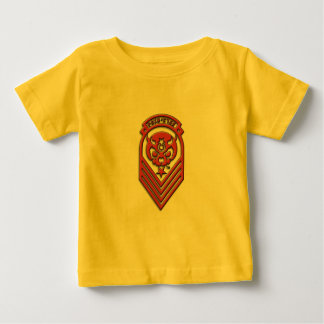 Baby Pain Star Army Infant T-shirt