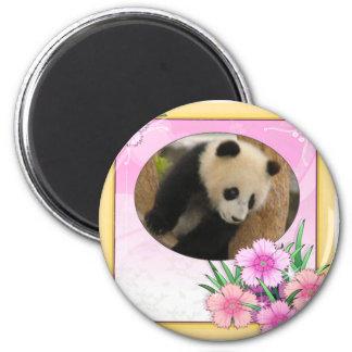 baby-panda-00083-85x85 2 inch round magnet