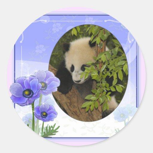 baby-panda-00089-85x85 round stickers