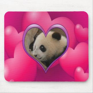 baby-panda-00169 tapetes de ratones